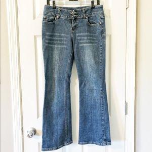 {Revolt Jeans} Bootcut Denim